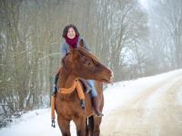 Balade à cheval organisées sur sentiers privés